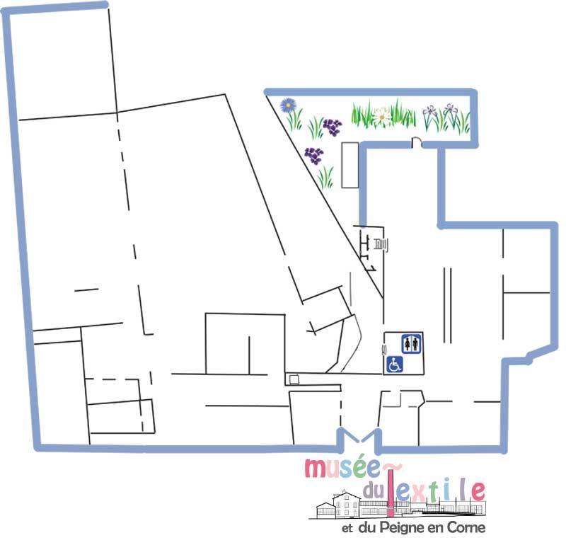 plan de visite du musee